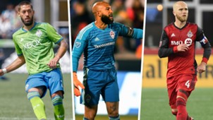 Clint Dempsey Tim Howard Michael Bradley MLS 2018