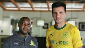 Mauricio Affonso promises great things to the Mamelodi Sundowns family
