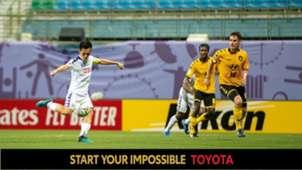 Nguyen Van Quyet Tampines Rovers Ha Noi FC AFC Cup 2019