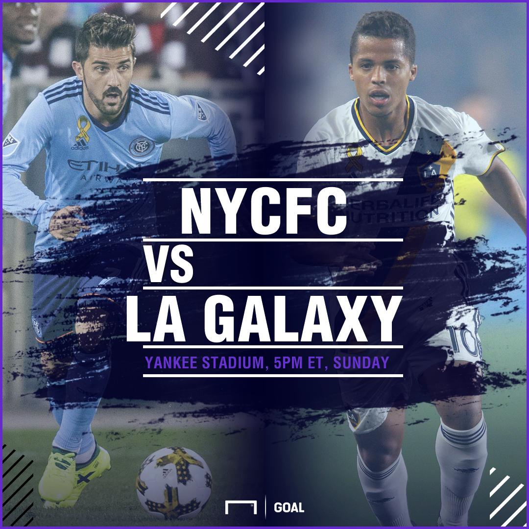 GFX NYCFC LA Galaxy GOTW 03092018