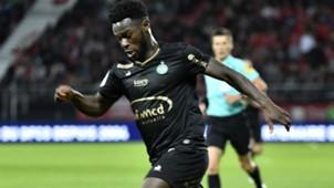 Jonathan Bamba Dijon Saint-Etienne Ligue 1 16092017