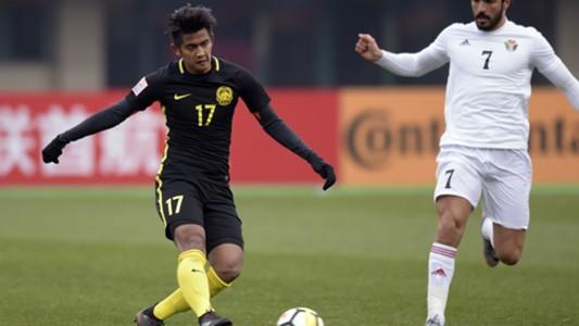 Irfan Zakaria Malaysia U23