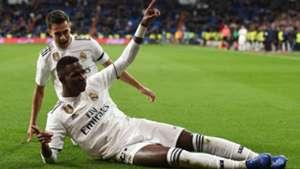 Vinicius Junior Jr Real Madrid 09012018