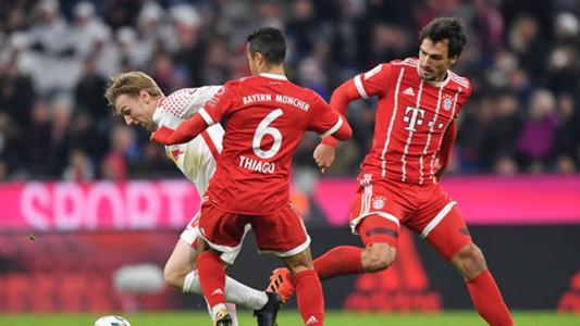 RB Leipzig Bayern Munich Bundesliga
