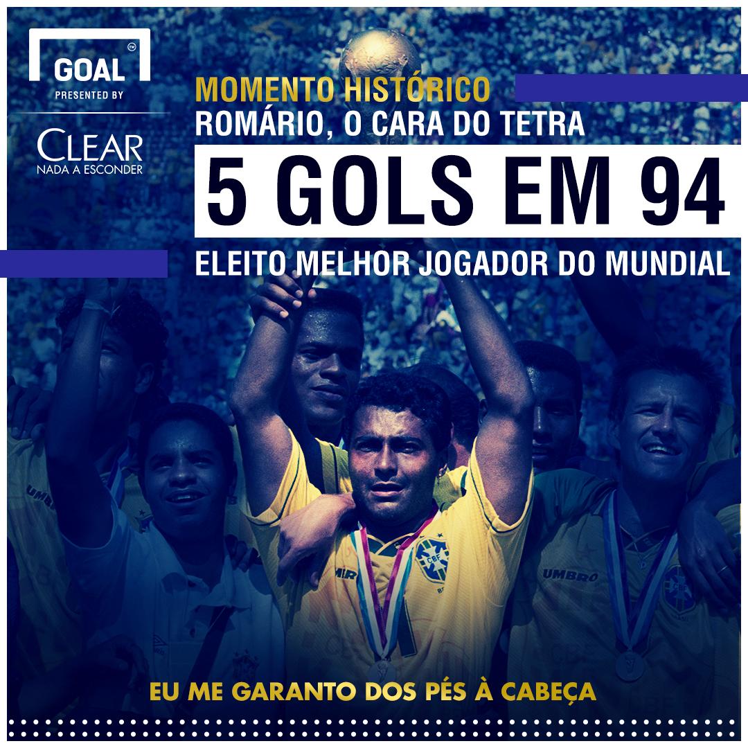 aprovado romário 1994| gfx goal |clear