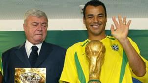Ricardo Teixeira Cafu 2002 Brasil Seleção 30 06 2017