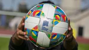 UEFA Nations League ball Adidas
