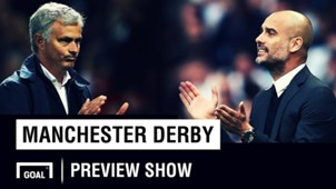 Manchester Derby preview show YT