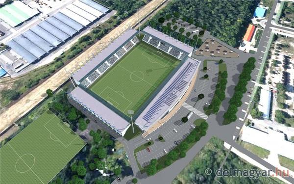 Új szegedi stadion