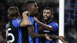 Wesley Moraes Brugge Monaco UEFA Champions League 24102018