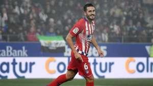 Atletico Madrid, infortunio per Koke: a rischio l'andata contro la Juventus