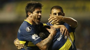 Pablo Perez Boca Alianza Lima Copa Libertadores 16052018