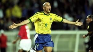 Ronaldo Brazil Chile World Cup 06271998