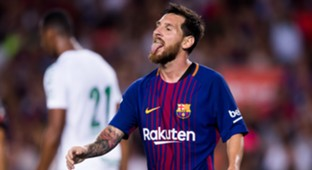 Lionel Messi Barcelona Chapecoense Joan Gamper Cup