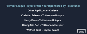the london football awards