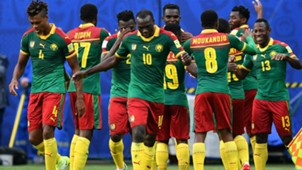 Cameroon Confed Cup 22062017