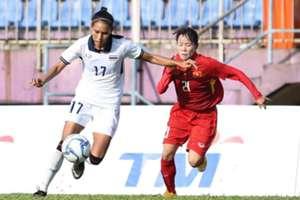 ฟุตบอลหญิง ไทย - เวียดนาม