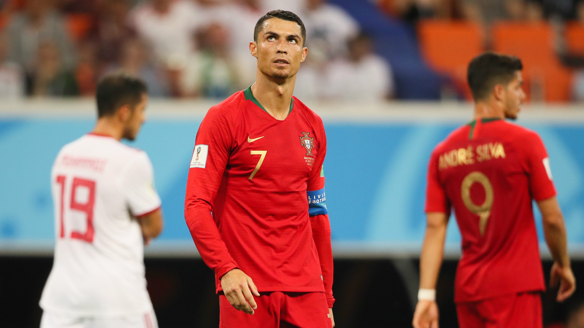 Cristiano Ronaldo Portugal vs Iran World Cup