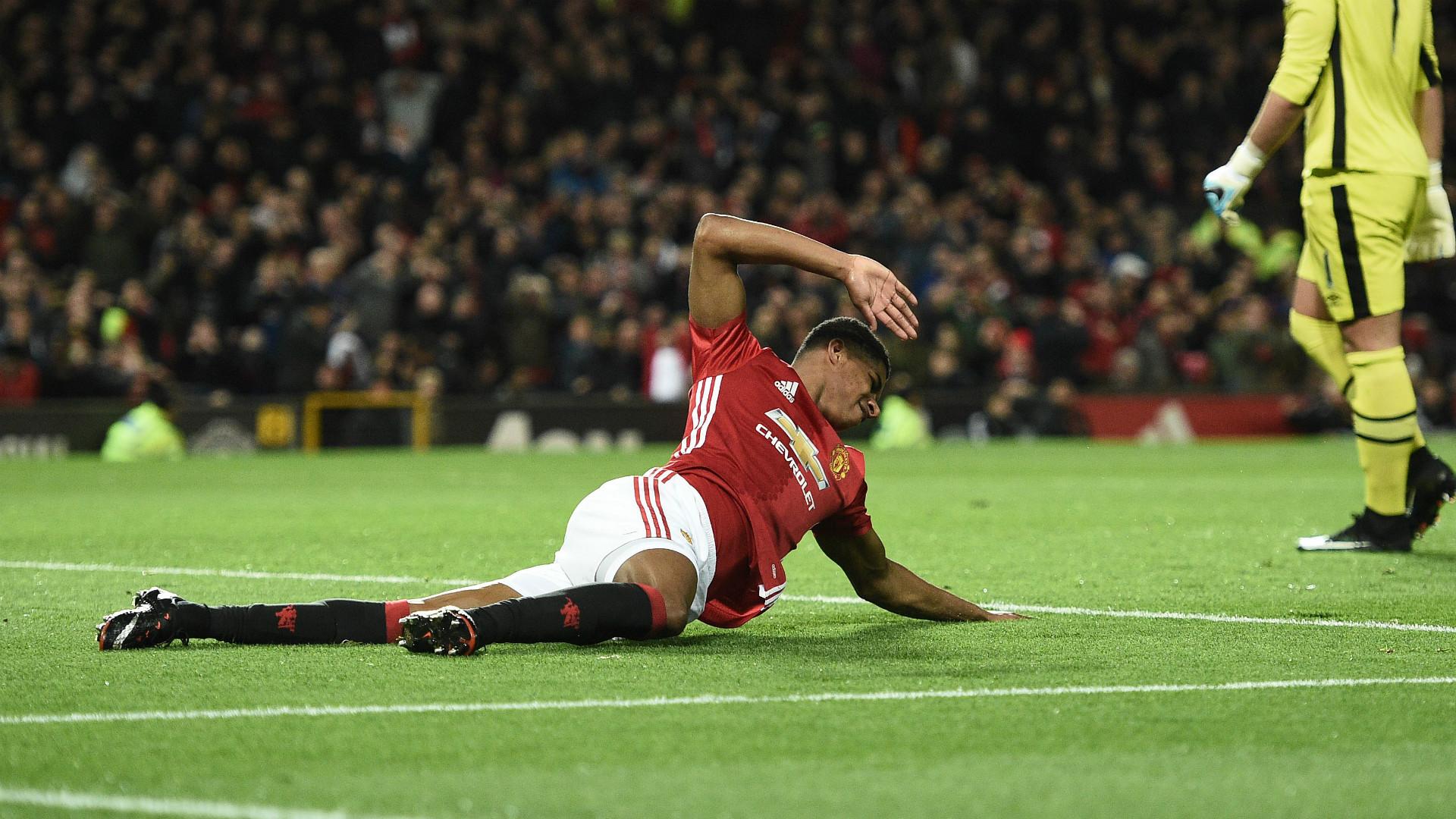 Marcus Rashford Manchester United 2017