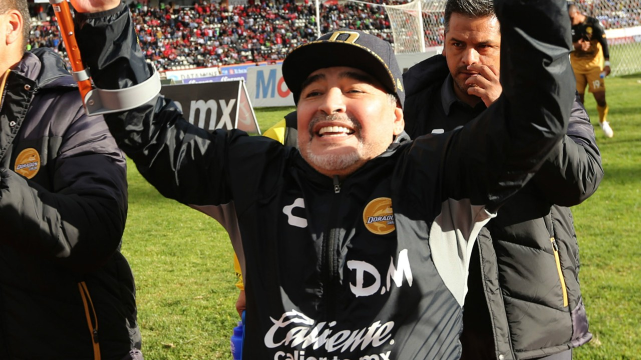 Maradona's Dorados into Ascenso MX semifinals