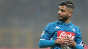 Klopp rules out Liverpool swoop for Insigne but is planning to add in summer window