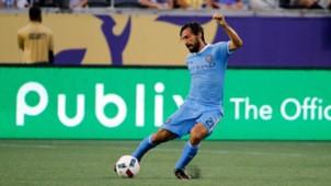 Andrea Pirlo NYCFC MLS