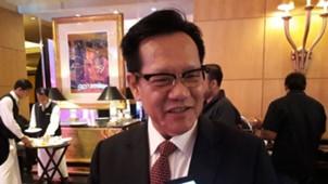 Lim Kia Tong - Presiden FA Singapura