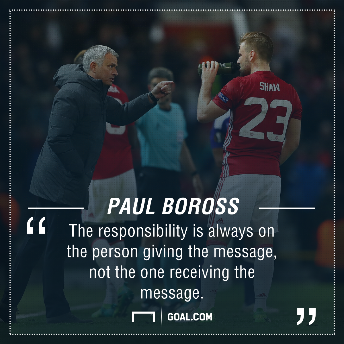 Paul Boross quote