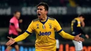 Paulo Dybala Verona Juventus