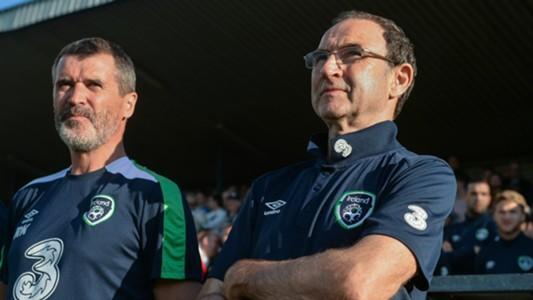 Roy Keane Martin O'Neill Republic of Ireland 31052016