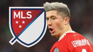 GFX Robert Lewandowski MLS
