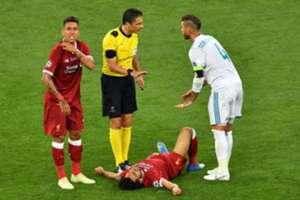 Ramos, Firmino & Salah