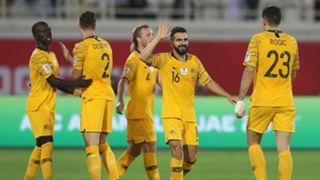 Socceroos Tom Rogic
