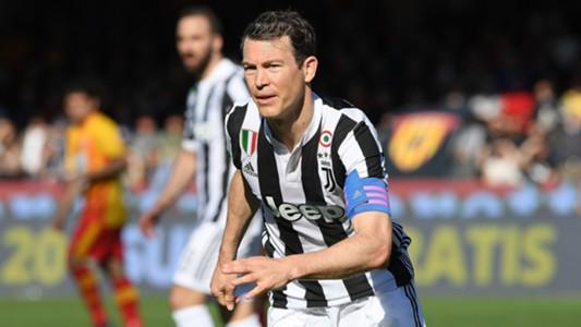 Stephan Lichtsteiner Juventus Turin 0418