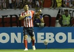 Teófilo Gutiérrez Junior - Santa Fe Copa Sudamericana 2018