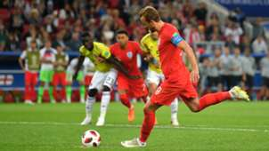 Harry Kane England vs Colombia World Cup penalty kick