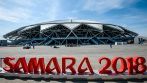 Samara Arena Krylya Sovetov World Cup stadium