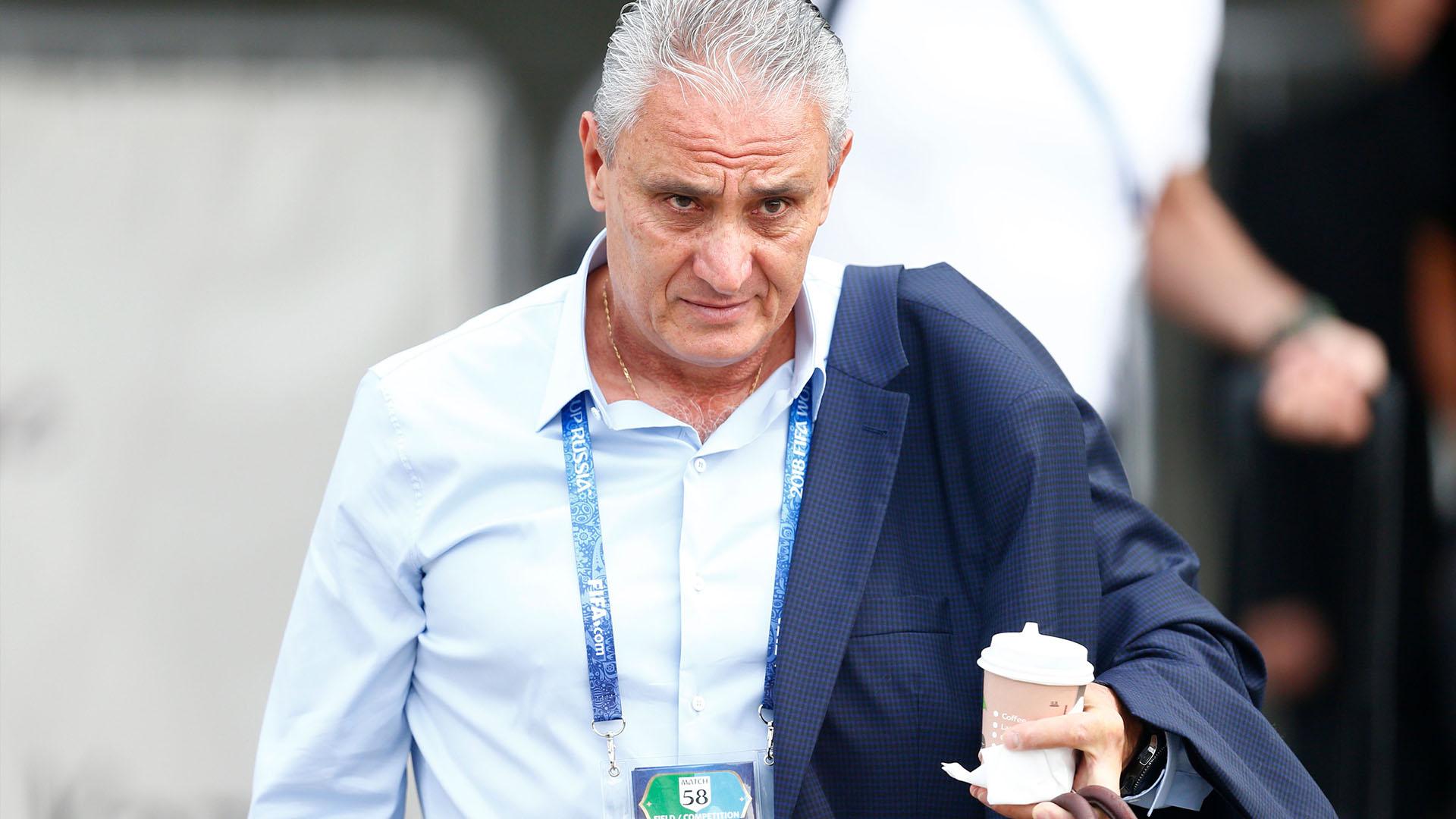 Tite Brasil saída jogadores hotel após eliminação Copa do Mundo 07 07 18
