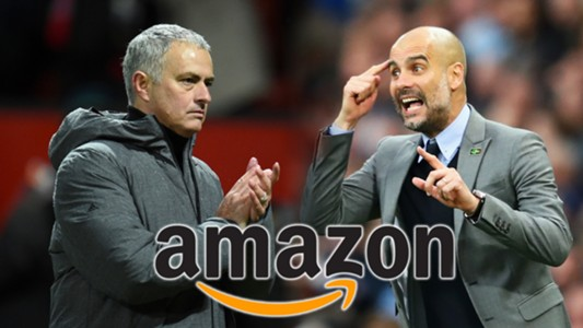 Jose Mourinho Pep Guardiola Amazon