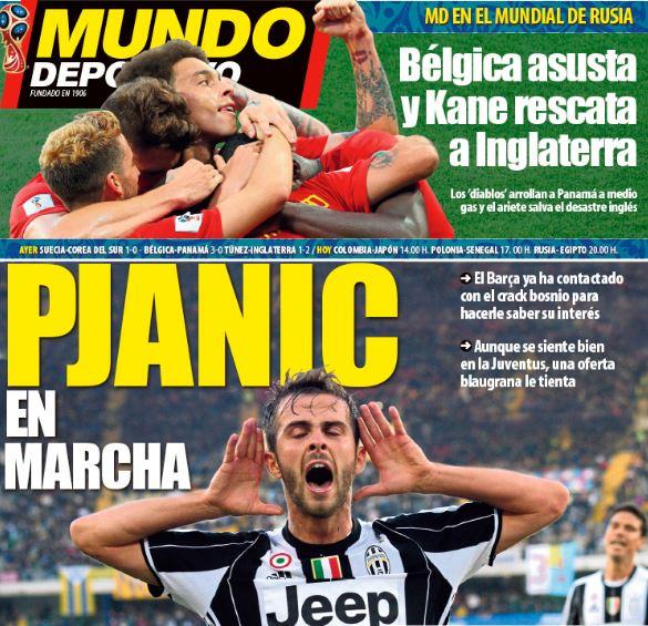 Calciomercato Juventus, Pjanic ha detto sì al Barcellona: clamoroso nome per sostituirlo
