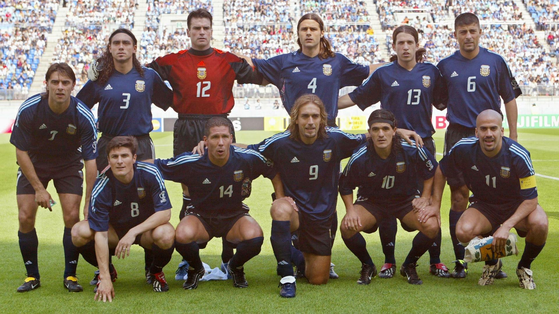 Argentina 2002