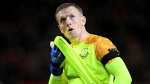 Jordan Pickford Everton 2018