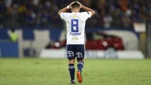 260418 David Pizarro Universidad de Chile Cruzeiro