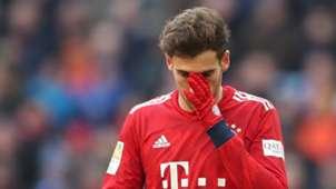 Leon Goretzka FC Bayern Hertha BSC
