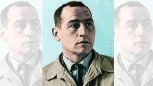 Jose Navarro Real Madrid 1947