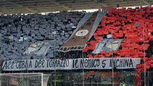 Cremonese fans