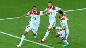 Morocco Spain World Cup 2018 250618
