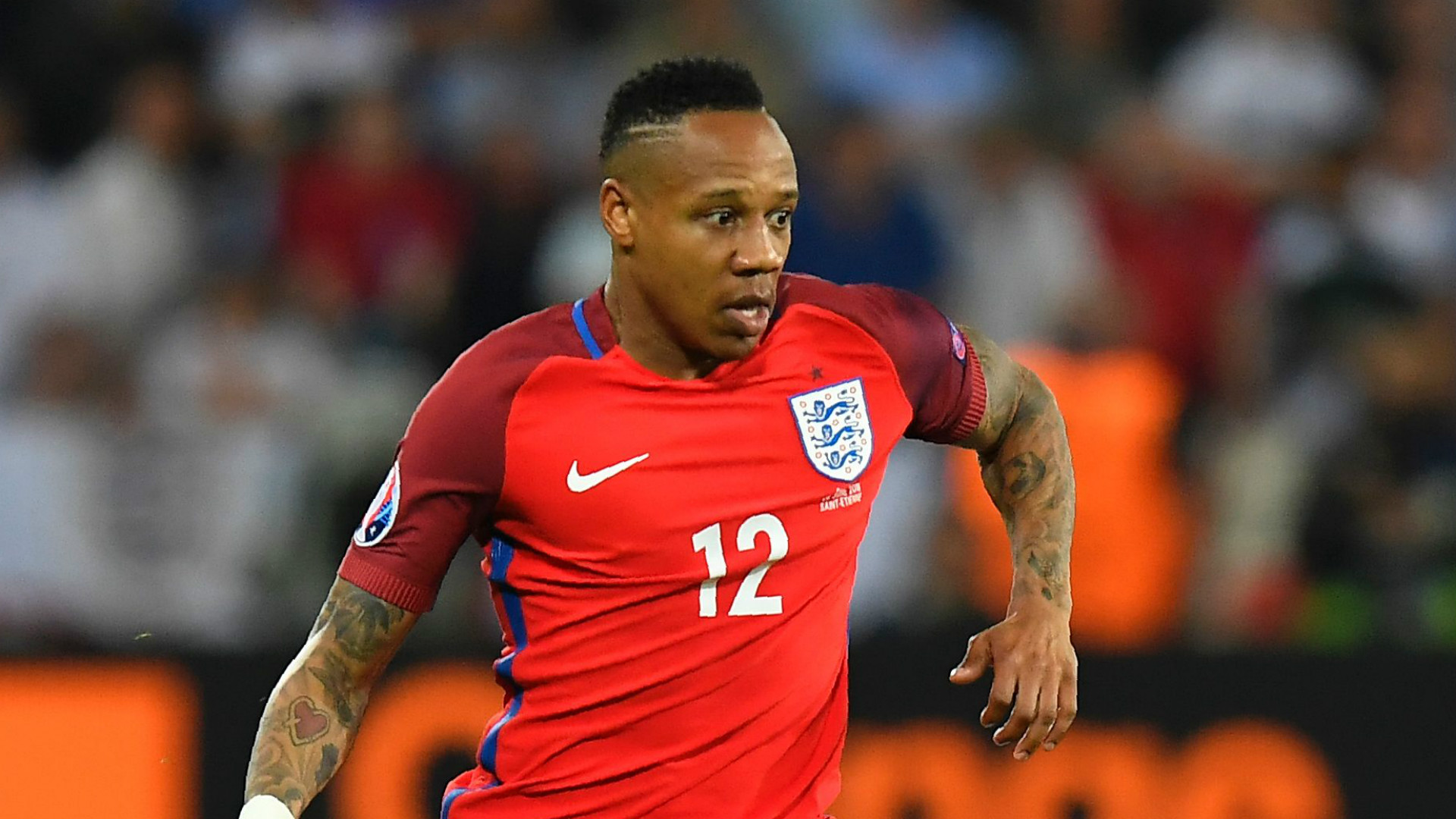 HD Nathaniel Clyne England Slovakia Euro 2016 21062016