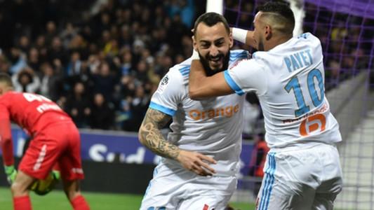 Kostas Mitroglou Toulouse Marseille Ligue 1 11032018