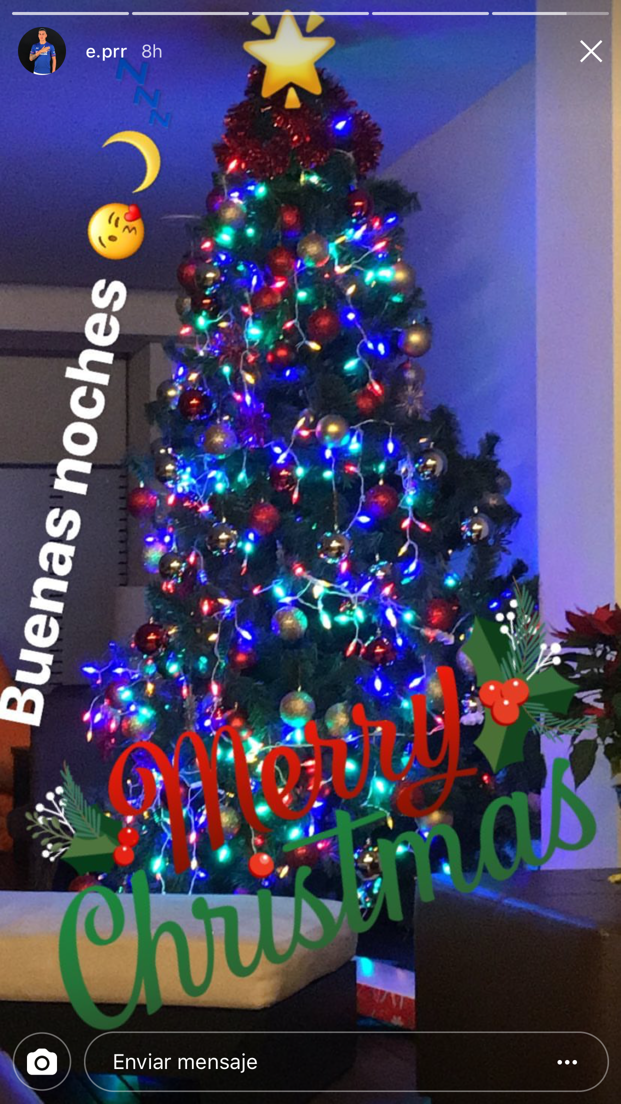 Navidad La Roja